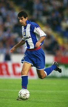 Juan Carlos Valerón. Deportivo de La Coruña
