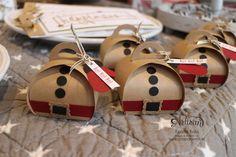 Weihnachtsmarkt 2014 008 - SU - Curvy Keepsake box - Santa