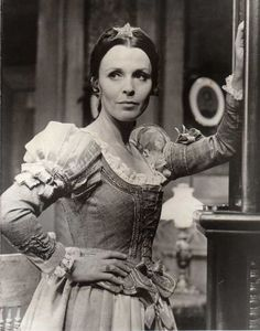 Claire Bloom as Hedda Gabler English Movies, English Actresses, Claire Bloom, Crimes And Misdemeanors, Hedda Gabler, Brideshead Revisited, The Brothers Karamazov, King's Speech, The Age Of Innocence