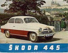 Skoda 445