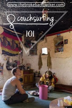 Couchsurfing Reviews: Everything you need to know about finding super cheap digs whilst backpacking and travelling the world.