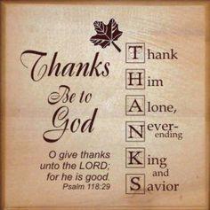 Praise HIM!!