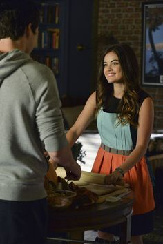 """73+Of+The+Most+Amazing+Outfits+From+""""Pretty+Little+Liars""""  - Seventeen.com"""