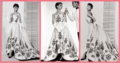"""Audrey Hepburn em """"Sabrina"""" (1954) – De Givenchy e, somado às outras peças do vestuário, rendeu um novo Oscar à Edith Head"""