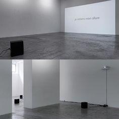 Dominique Petitgand: L'élément déclencheur   until 19.03.16   on @gbagency_paris https://uk.pinterest.com/galleriesnow/exhibitions-around-the-world/