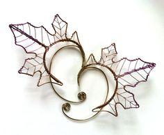 maple leaf elf ears