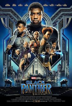 Poster Marvel, Marvel Movie Posters, Marvel Movies, Black Panther Marvel, Black Panther 2018, Black Panthers, Walt Disney Pictures, Avengers, New Movies