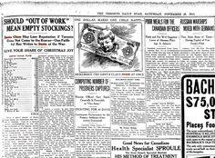 The Santa Claus Fund. 28, November, 1914