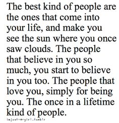 So lucky to have a few in my life!!