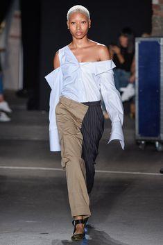Monse SS17 NYFW Fashion   Foto: © Umberto Fratini/ Indigital