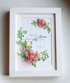 *QUILLING ~ ArtLife: Quilling / Quilling