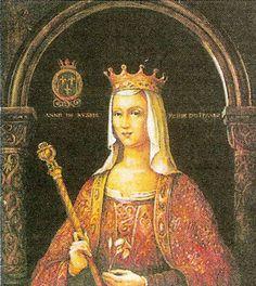 Анна Ярославна (около 1024 — не ранее 1075), дочь князя Ярослава Мудрого, жена (1049—60) французского короля Генриха I. Правительница Франции в малолетство сына — короля Филиппа I.На Руси, так же как и в Европе, брачные союзы составляли важную часть внешней политики. Семейство Ярослава I, названного Мудрым (годы великого княжения: 1015-1054), породнилось со многими королевскими домами Европы.