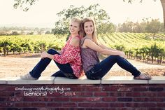 Photo shoot pictures with best friends! Teenagers!