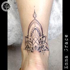 mandala tattoo variations ...