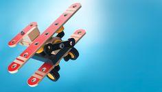 BRIO Builder Bi-plane