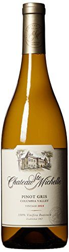 Chateau Ste Michelle Pinot Gris 750 mL *** See this great product.