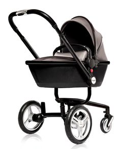 The Surf Aston Martin Edition Pram from Silver Cross. Luxury and performance for baby.
