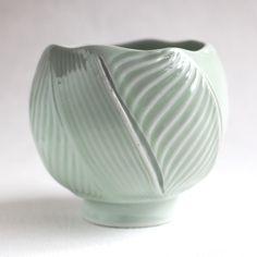 Markus Jungmann  porcelain  blue-green seladon