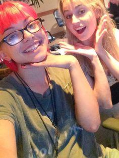 Niaaaa and Mirandaaa