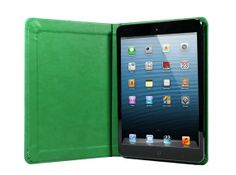 Handmade iPad mini Case with Adhesive  Green  Free by iDreamCase, $19.95