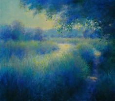 Norman Smith PS, SOFT LIGHT ON THE RIVER | The Wykeham Gallery