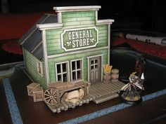 Old West General Store