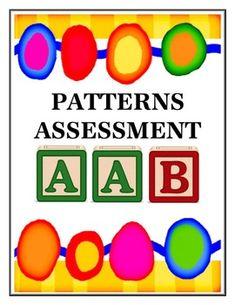 Patterns Assessment - CCSS