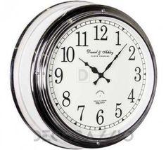 #clock #interior #design #interiordesign #decoration #decor #designidea уличные часы Eichholtz BOND STREET, ACC04982
