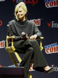 Jennifer Morrison at NYCC 7th October 2016