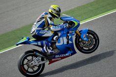 Beauty. Suzuki MotoGP 2015