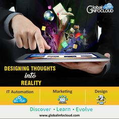 Global infocloud is the best web design company in pune. Global Infocloud helps you to automatate your business with minimum manual intervention and ease your business. Design your thoughts with global infocloud. #onlineadvertising #digitaladvertising #designs #marketingautomation #businessautomation #digitalmarketing #agency #globalinfocloud #pune Best Digital Marketing Company, Digital Marketing Services, Best Web Design, Marketing Automation, Web Design Company, Online Advertising, Fast Growing, Pune, Business Design