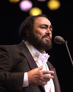 Luciano Pavarotti-pancreatic cancer - I loved his voice!