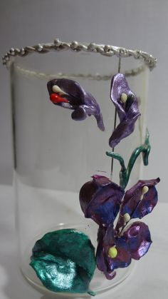 MAKE USE OF CRACKED GLASS!!