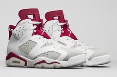 An Official Look At The Air Jordan 6 Alternate