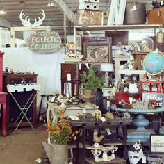 2015 Flea Markets And Vintage Shopping Events - Vintage Shopping Ideas - Country Living