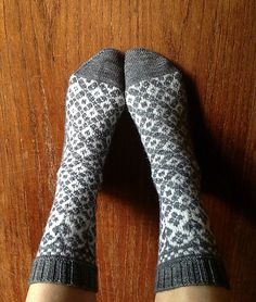 Ravelry: Garland Socks pattern by Lesley Melliship  free pattern