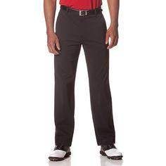 Men's Chaps Classic-Fit Performance Cargo Golf Pants, Size: 36X32, Black
