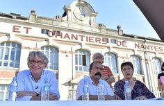 Le journal de BORIS VICTOR : A Nantes, CGT et FO appellent à continuer la…