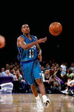 Bobby Phills Charlotte Hornets