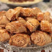 Kuru Baklava Kurabiye | Nursel'in Mutfağından Yöresel Yemek Tarifleri