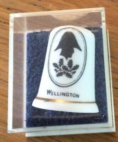 Duke of Wellington Silhoutte Thimble by Birchcroft | eBay Duke And Duchess, Duchess Of Cambridge, Princess Beatrice Wedding, Love Rainbow, Black Silhouette, Gold Top, Gold Gilding, Thimble, Free Gifts