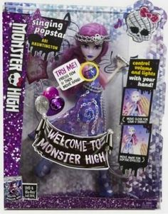 "Monster High Ari Hauntington Doll ""Welcome to Monster High (PRE-ORDER)"
