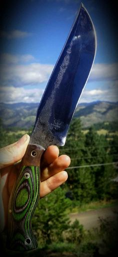 Some of Dark Timber's latest work! For more blade info check out www.darktimberknives.com