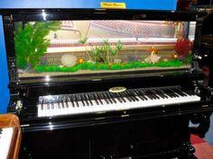 Piano -> Aquarium