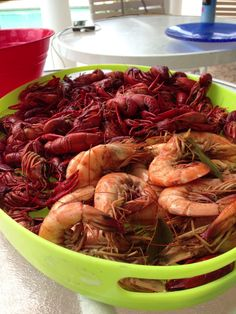 Where to get the best crawfish in New Orleans! #NOLA