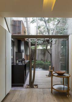 House Fern | Inside Outside | Nico van der Meulen Architects #Design #Architecture #Contemporary