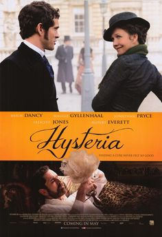 Hugh Dancy and Maggie Gyllenhaal | Hysteria 2011.