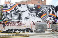 Pictopia Medellin – Street Art transforming a city