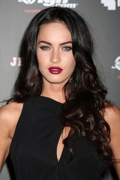 Megan Fox hair: Foxy locks - Megan Fox hair: Foxy locks