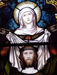 Saint Veronica pray for us and photographers and laundry workers.  Feast day July 12.